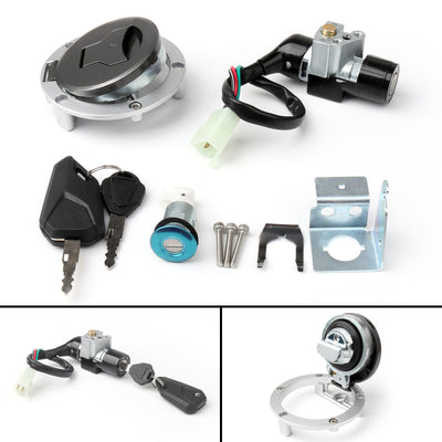 Ignition Switch Fuel Gas Cap Cover Key Lock Set For Honda GROM MSX125SF 2016