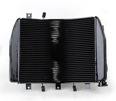 Radiator Grille Guard Cooler For Kawasaki ZX14R ZX1400 2006-2011 Black