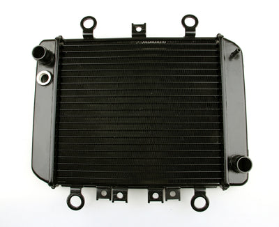 Radiator Grille Guard Cooler For Kawasaki ER-5 ER500 1996-2006 Black