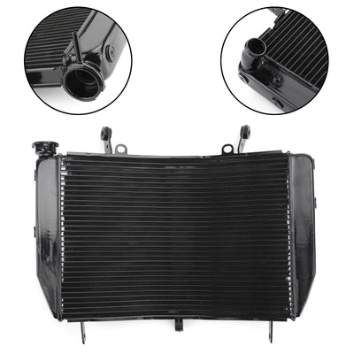 Radiator Grille Guard Cooler For Yamaha YZF 600 R6 2006-2010 Black