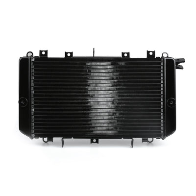 Generic Aluminum Radiator Cooler For Kawasaki Z1000 2003-2006 2004 2005 03-06 Black