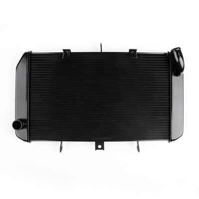 Generic Motorcycle Radiator Cooler Aluminum For Kawasaki Z1000 07-09 Z750 2007-2010 Z800