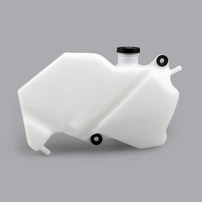 Coolant Water Overflow Tank Radiator Reservior For Kawasaki Ninja ZX-6R 09-12