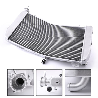 Aluminum Cooler Cooling Radiator For Yamaha YZF R1 R1M 2015-2017 R1S 2016-2017