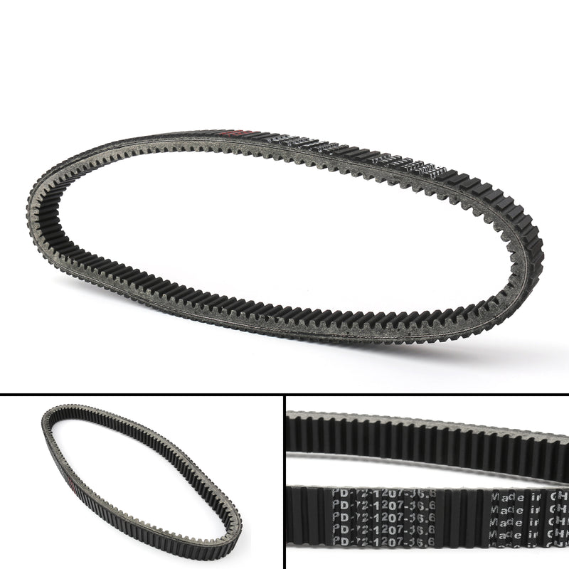 Drive Belt 0627-083 For Arctic Cat F M 800 6000 ProCross XF 8000 ZR6000 Limited
