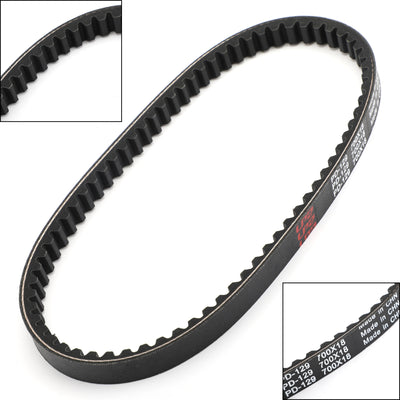 Drive Belt 700OCx18W For Honda SK50 2000 SFX50 95-01 Scooter 23100-GW2-013