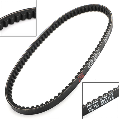 Drive Belt For Honda NPS50 Ruckus NPS50S Zoomer 03-17 Scooter 23100-GEZ-003
