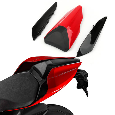 Generic Rear Single-seater Cover Set Trim Fairing Seat Cowl For Ducati 959 1299 Panigale
