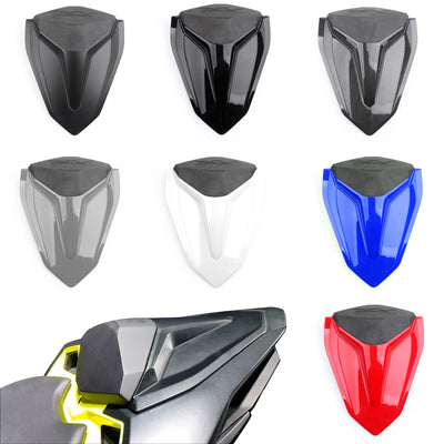 Motorcycle Black Pillion Rear Seat Cover Cowl ABS For Honda CBR250RR 2017