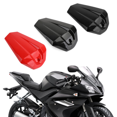 1x Motorcycle ABS Passenger Rear Seat Cover Cowl For Yamaha 2015-2016 YZF R125