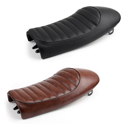 Hump Custom Cafe Racer Seat Vintage Saddle For Honda CB350 CB450 CB750