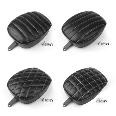 Motor Rear Passenger Cushion Pillion Seat Pad for Harley X48 72 XL1200