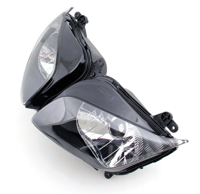 Front Headlight Headlamp Assembly Fit Yamaha FZ1 2006-2008 USA Version Generic