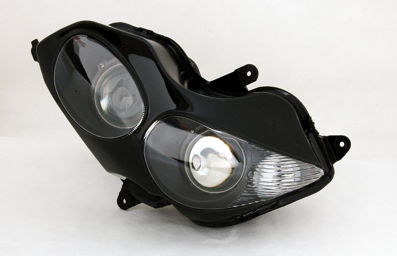 Front Headlight Headlamp Assembly Kawasaki ZX14R ZX 14R 2006-2011 Generic