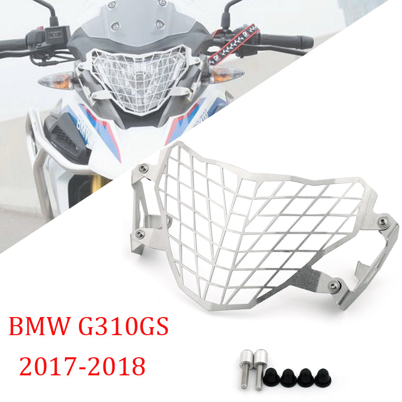 Front Headlight Grille Guard Cover Protector For BMW G 310GS 2017-2018 Generic