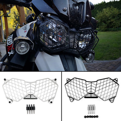 Motorcycle Headlight Guard Grill For TRIUMPH TIGER 800 10-17 EXPLORER 1200 12-17