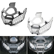 Headlight Grill Guard Lamp Cover Protector For Honda X-ADV 750 2017-2018