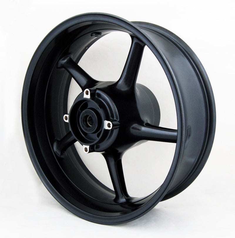 Wheel Rim Fit for Triumph Daytona 675/R 06-12 Street Triple 675/R 07-2012 Generic