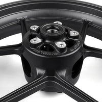 Front Wheel Rim For Kawasaki Ninja ZX6R 2005-2012 ZX10R 2006-2010 Z750 2007-2008