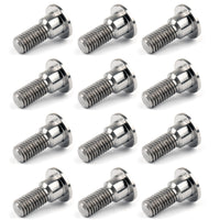 12pcs Titanium / Ti M8 x 22mm For Suzuki GSXR Disc Brake Rotor Bolt