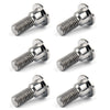 6pcs Titanium / Ti M8 x 22mm For Suzuki GSXR Disc Brake Rotor Bolt