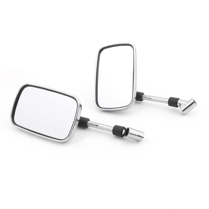 10mm Rear View Mirror Rear Side Mirror Move Forward For Suzuki VS600 VS750 VL800 Generic