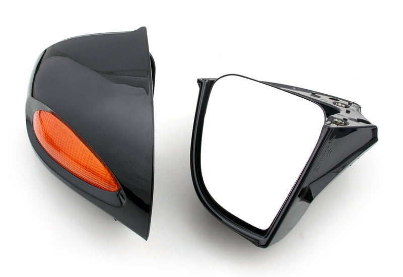 Rear Mirrors Turn Signals Lens For BMW R11RT R11RTP R115RT