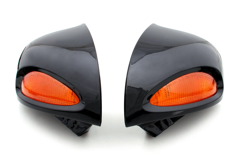 Rear Mirrors Turn Signals Lens For BMW R1100RT R1100RTP R1150RT Generic