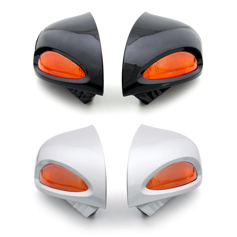 Rear Mirrors Turn Signals Lens For BMW R1100RT R1100RTP R1150RT