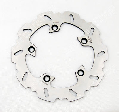 Rear Brake Disc Rotor For Suzuki GSR 400 750 GSF BANDIT 650 1200 1250 GSX F FA