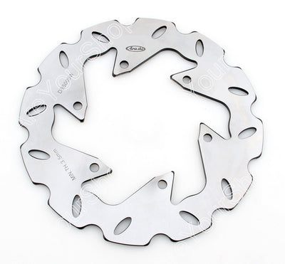 Rear Brake Disc Rotor For Yamaha XJR FZR TDM YZF Ducati SS MONSTER ST2 ST3 ST4