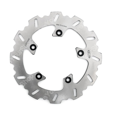 Arashi Rear Brake Disc Rotor For Yamaha YZ 125 WR250 F YZ450F WR125 YZ F 250 426