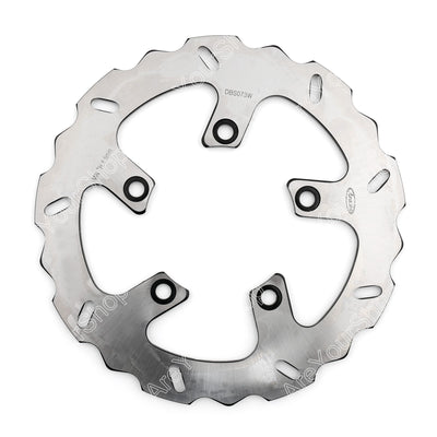Arashi Rear Brake Disc Rotor For Kawasaki ZRX 11 99- 12 1-6 ZRX12R /S
