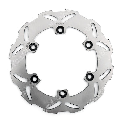 Arashi Rear Brake Disc Rotor For YAMAHA YZF R6 600 99-02 R1 1000 02-03 TT 250 00