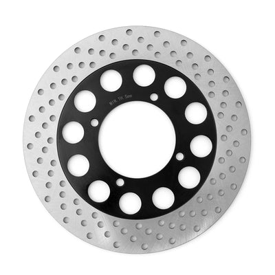 Rear Brake Disc Rotor For Suzuki GSF250 GSX250 GSF400 GSX400 GS500 GSX600 GSX750