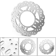 Rear Brake Disc Rotor For Kawasaki KLZ1 12-17 Z75R Z1 ZX14 ZG14 7-17