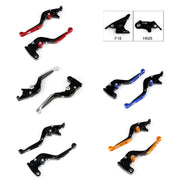 Adjustable Folding Extendable Brake Clutch Levers For Honda CBR CB VTX1300 NC700