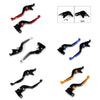Adjustable Folding Extendable Brake Clutch Levers For Suzuki GSXR1000 750 600