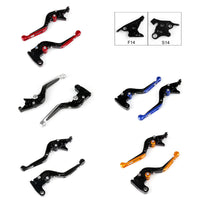 Adjustable Folding Extendable Brake Clutch Levers For Suzuki GSXR1300 GSF GSX