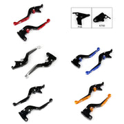 Adjustable Folding Extendable Brake Clutch Levers For Kawasaki NINJA 650R 400R