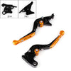 Adjustable Folding Extendable Brake Clutch Levers For Suzuki GSXR1300 2008-2014
