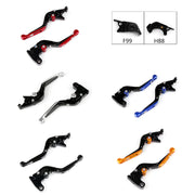 Adjustable Folding Extendable Brake Clutch Levers For Kawasaki ZZRZX1400