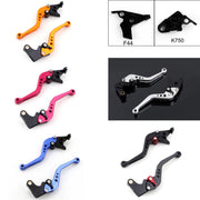 Short Brake Clutch Levers For Kawasaki NINJA 650R 400R ER-6N ER-6n Versys