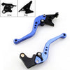 Short Brake Clutch Levers For Suzuki HAYABUSA/GSXR1300 2008-2014 2009 2013