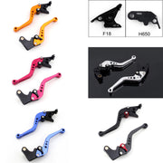 Short Brake Clutch Levers For Honda CBR650F/CB650F 2014-2015 (F-18/H-650)