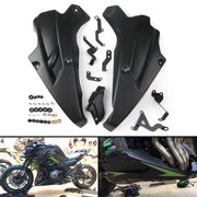 Body Frame Fenders Lower Fairing Panel Puig cover for Kawasaki Z900 2017 2018