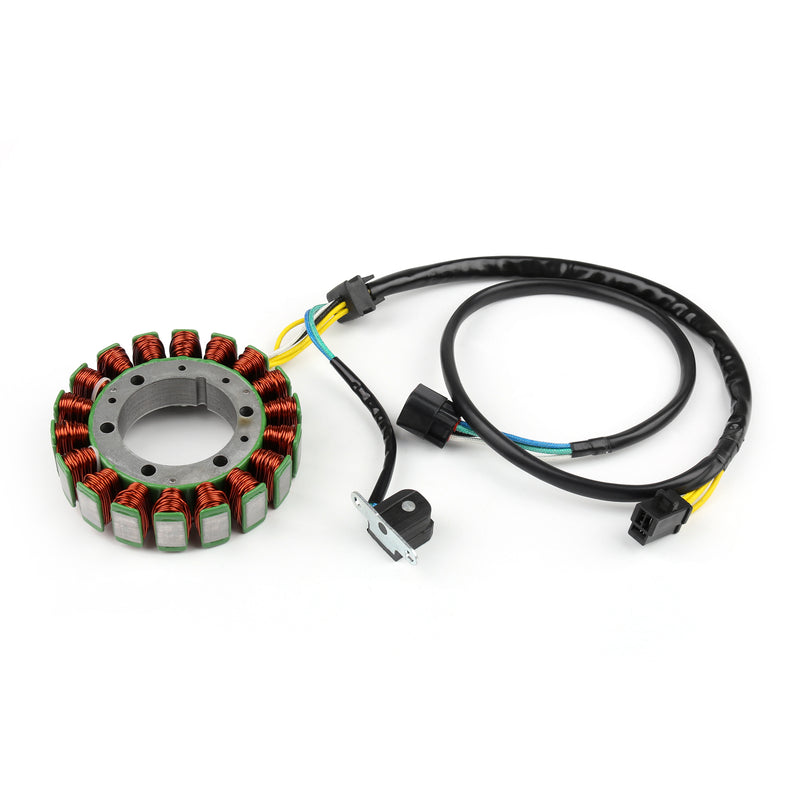 Motorcycle Engine Stator Charging Coil For Suzuki DR650 (96-11) DR650SE (96-15) Generic