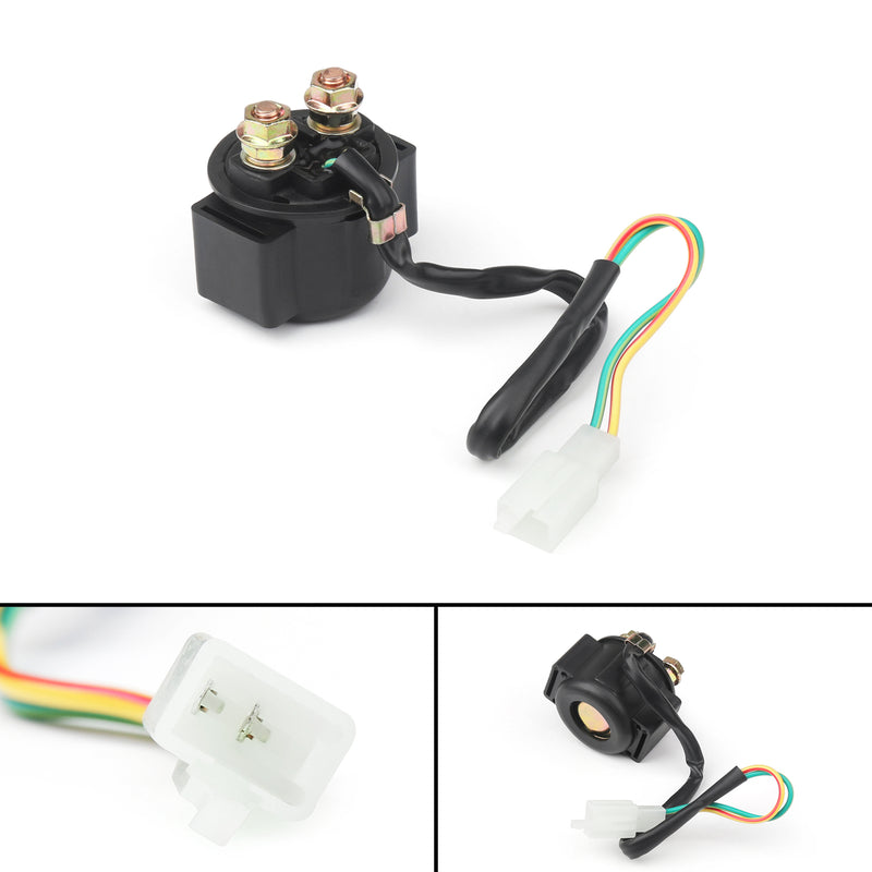 Starter Relay Solenoid For POLARIS RZR 170 2009-2015 2010 2011 2012 2013 0452761