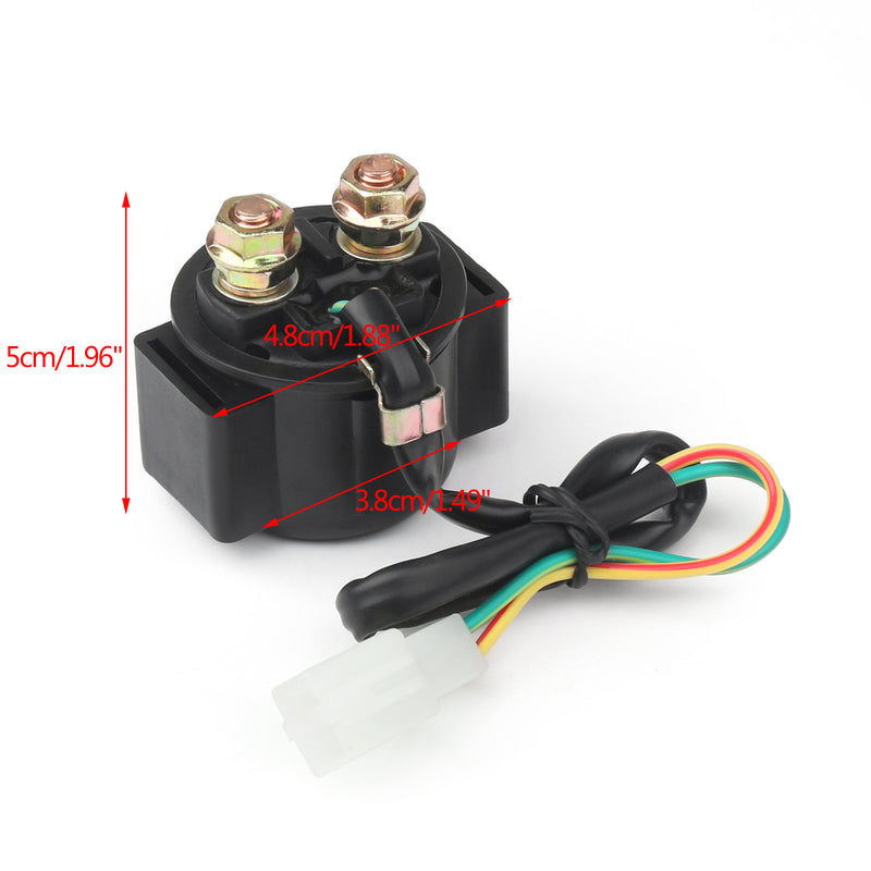 Starter Relay Solenoid For POLARIS RZR 170 2009-2015 2010 2011 2012 2013 0452761 Generic