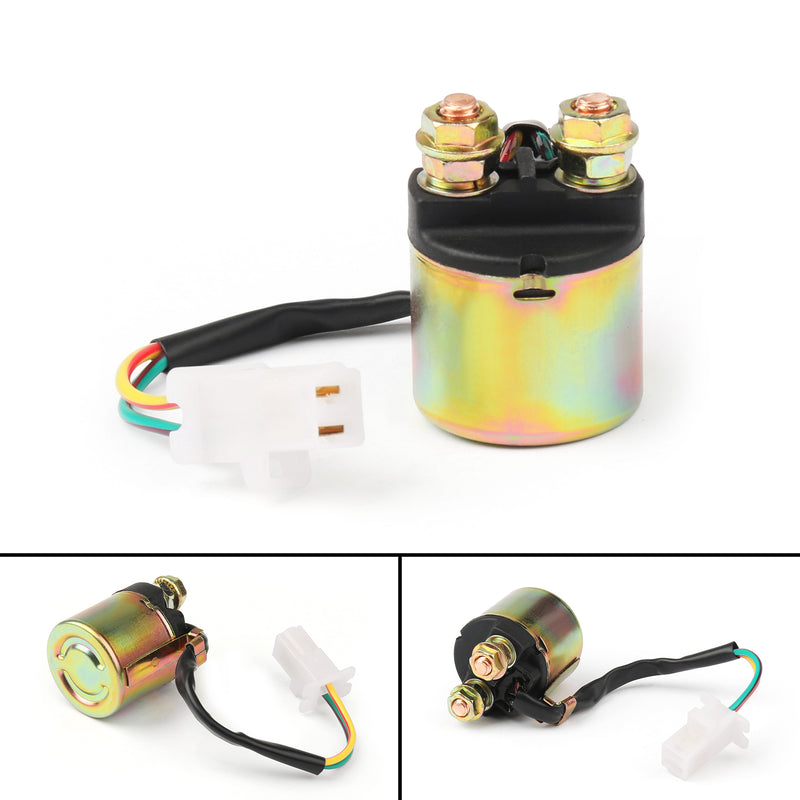 Starter Solenoid Relay Ignition For Honda TRX125 85-86 ATC200 TRX 200 300